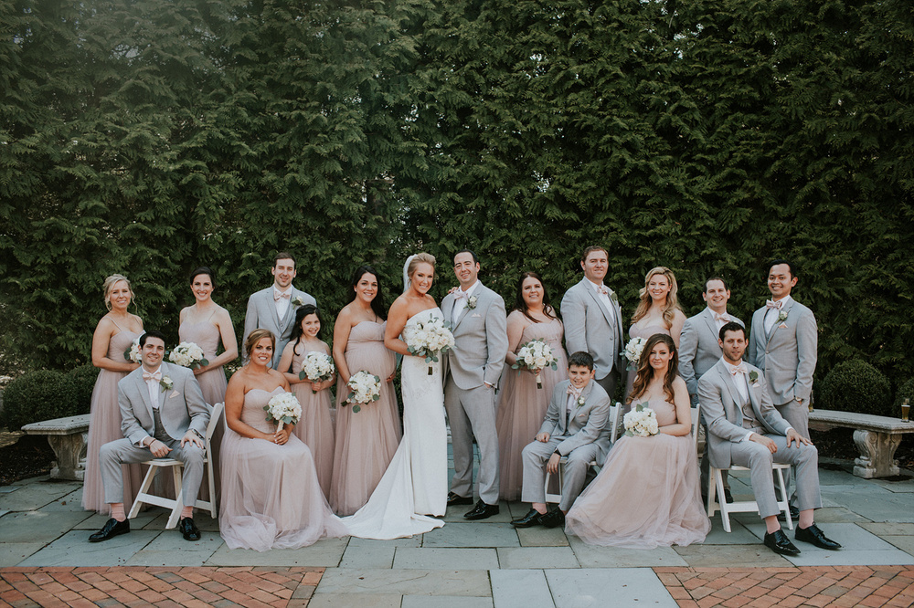 The Estate at Florentine Gardens Wedding