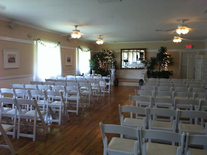 Imagine Your Wedding at The Spring Lake Manor