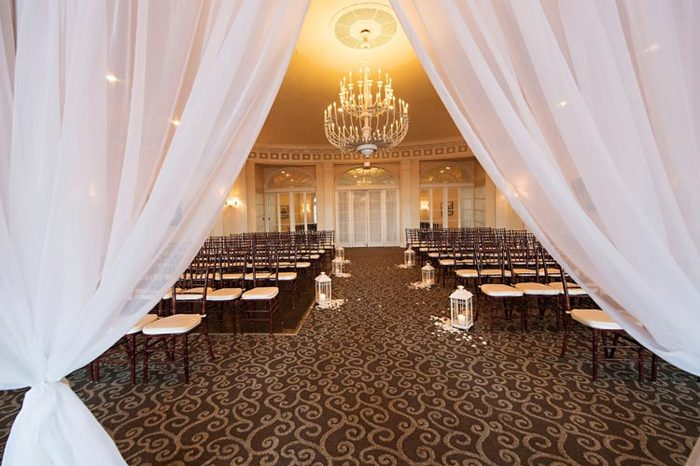 Berkeley Oceanfront Hotel Weddings in Asbury Park by Falco's Catering