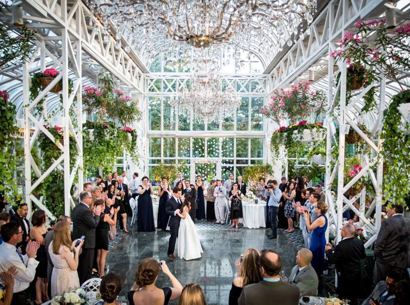 The Conservatory at the Madison Hotel | Morris County, New Jersey Weddings