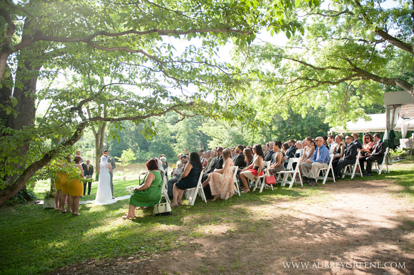 Weddings at The Mountain Lakes House, Princeton, NJ