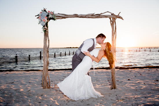 Morgan and Kevin's Wedding at Brant Beach Yacht Club