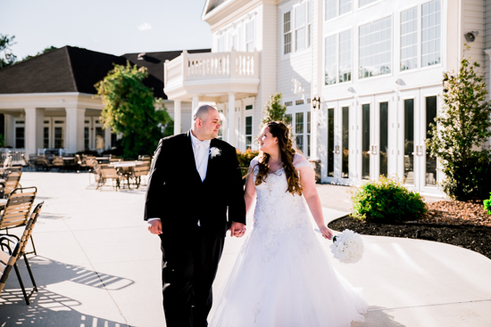 Autumn and Mike's Wedding at Greenbriar Oceanaire