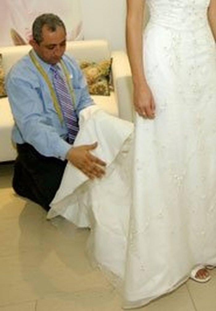 Hackensack, NJ Wedding Services - Hallak Cleaners - Bridal Gown ...