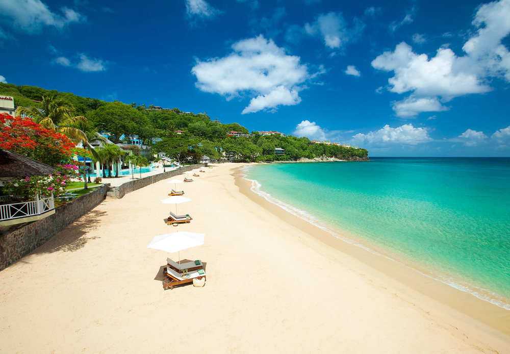 Honeymoon Expo Center - Sandals Regency La Toc - St Lucia - Honeymoons & Destination Wedding
