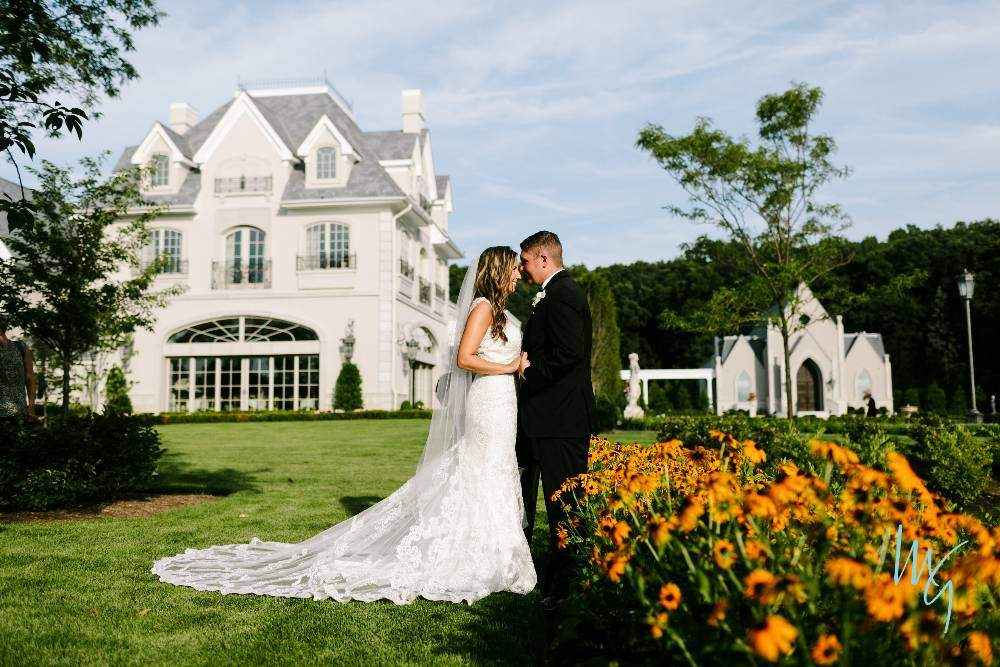 Park Chateau Estate & Gardens | Wedding Venue Photos | East Brunswick, NJ
