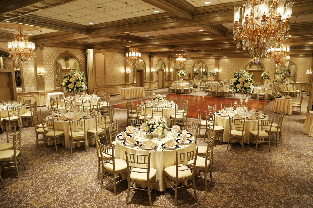 The Glynallyn Ballroom at The Madison Hotel, Morristown, NJ