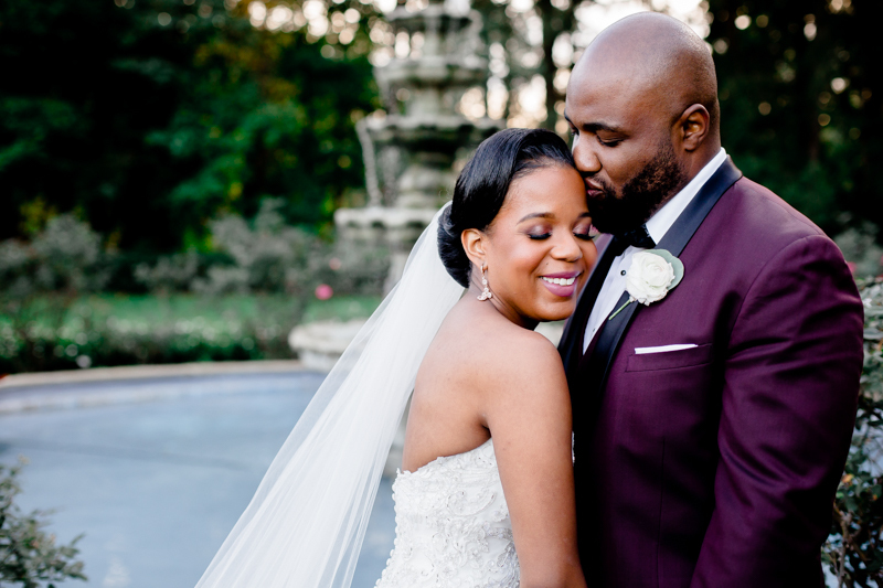 Ashley and Placide's Wedding at The Manor