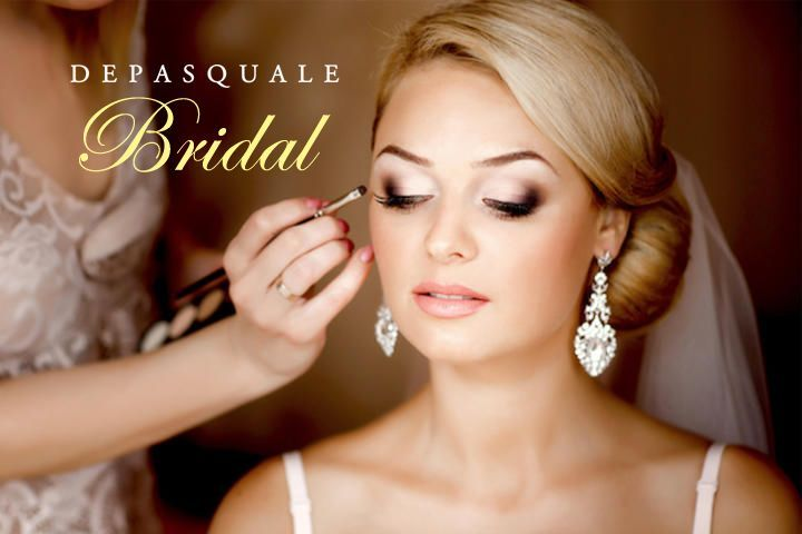DePasquale The Spa: Bridal Beauty, Hair, Makeup & Spa Services | Morris Plains, NJ