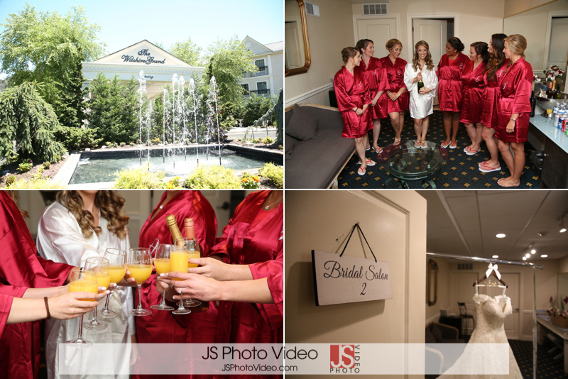 Sam & Josh's Wedding | Wilshire Grand | JS Photo Video