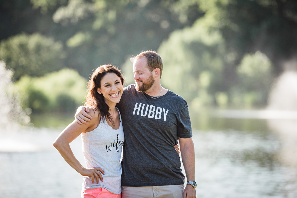 Kate and Brendan Palm's Engagement Photos & Wedding at Ramblewood Country Club | United Elite Photography