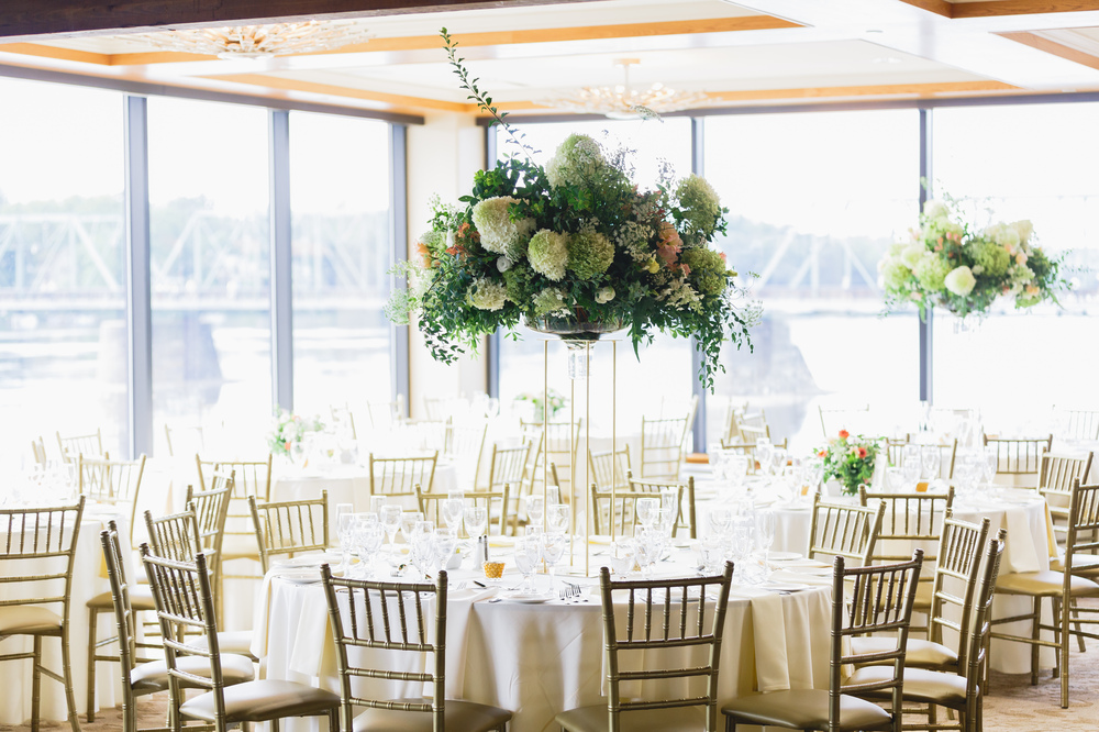 Riverside Ballroom at Lambertville Station Inn | Lambertville, NJ Weddings