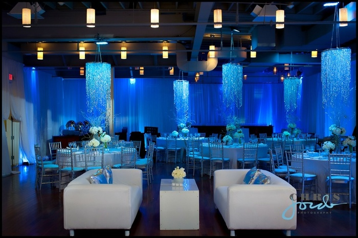 Banquet Room Decor by Jersey Street Productions |Clifton, NJ