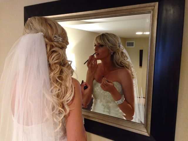 NJ Glam Hair & Makeup | New Jersey Brides & Bridesmaids