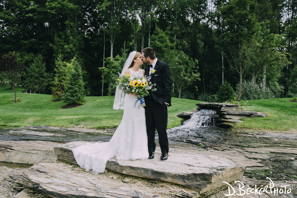 Kimberly & Brandon at Bear Brook Valley