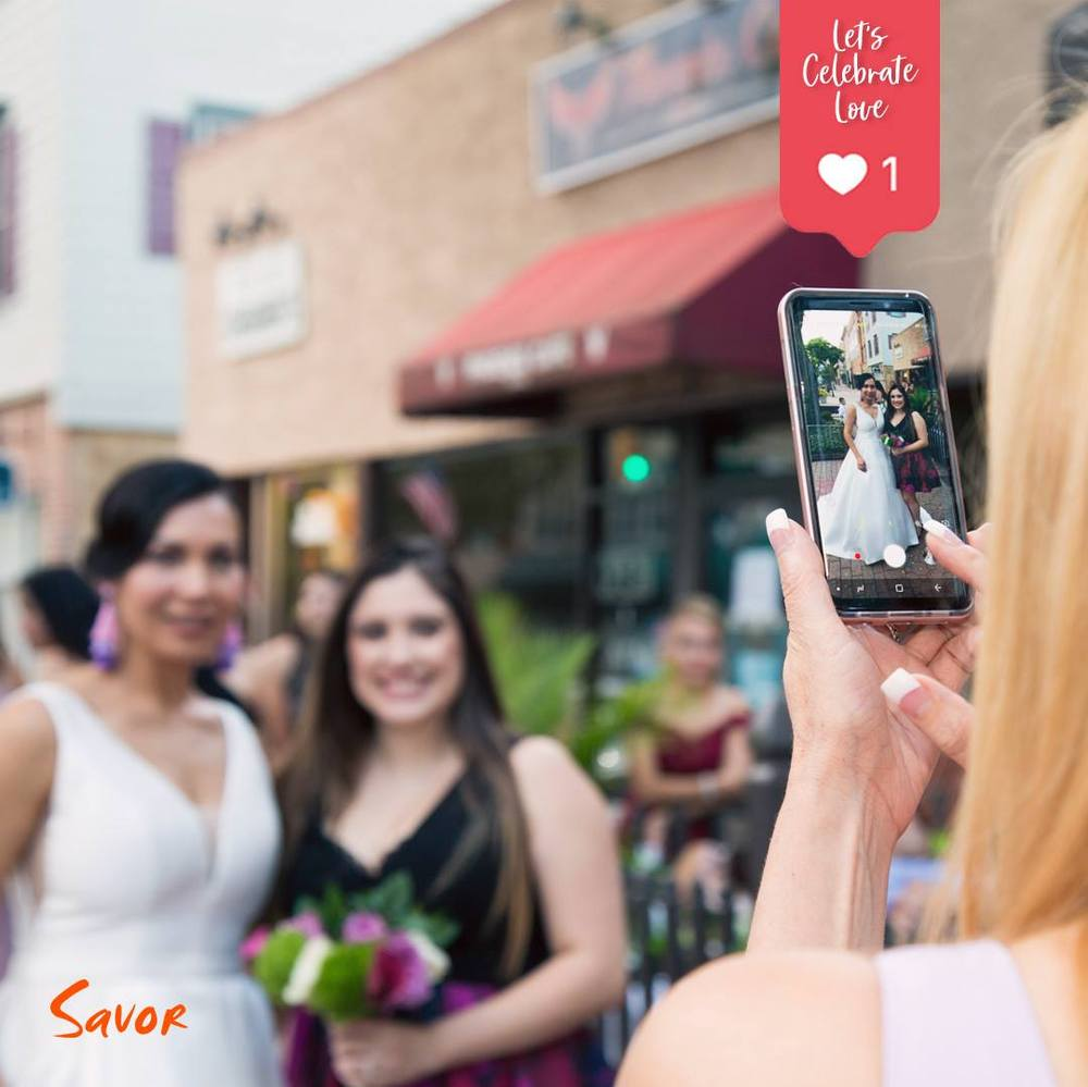 Savor Restaurant, Somerville, NJ | Bridal Showers, Rehearsal Dinners, Weddings & Special Events
