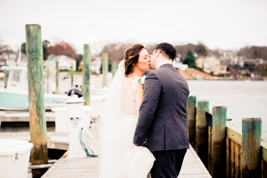 Kymberli and Jay's Wedding at Crystal Point Yacht Club