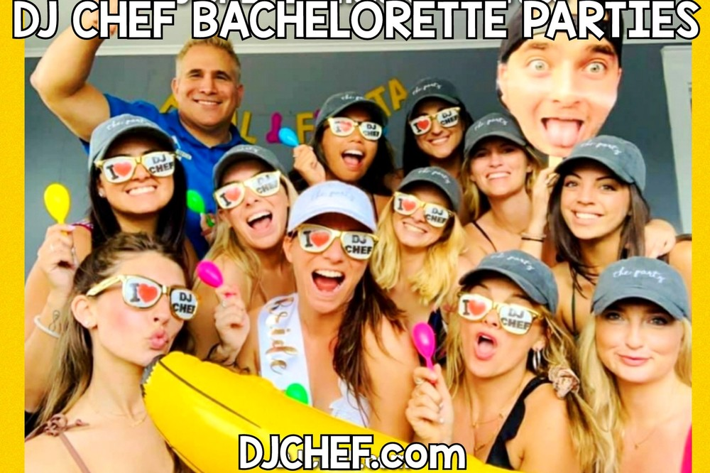 DJ CHEF BACHELORETTE PARTY PHOTOS