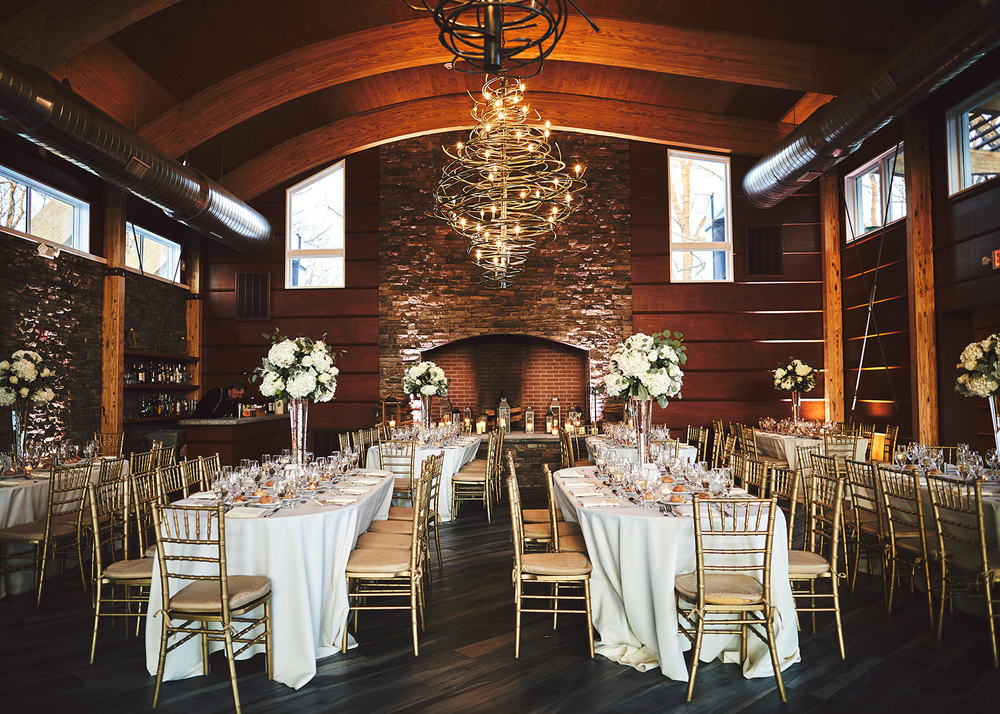 The Lodge | Stone House At Stirling Ridge | Warren, NJ Weddings | Landmark Venues