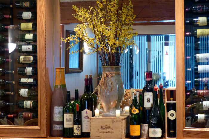 The Wineroom | Biagio's Ristorante & Banquets | Paramus, NJ Weddings