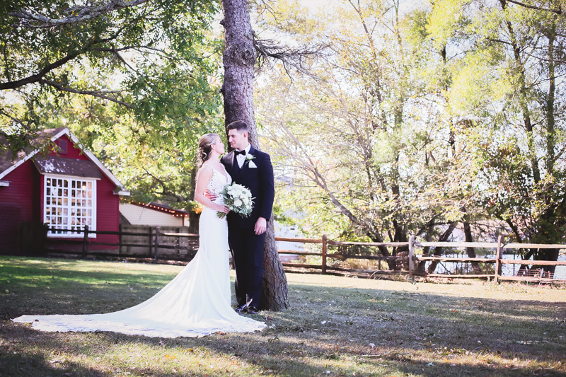 Jessica and Logan's Wedding at Smithville Inn
