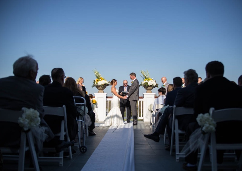 Christine Cofone & Michael Herbert's wedding at Beacon Hill Country Club in Atlantic Highlands, NJ