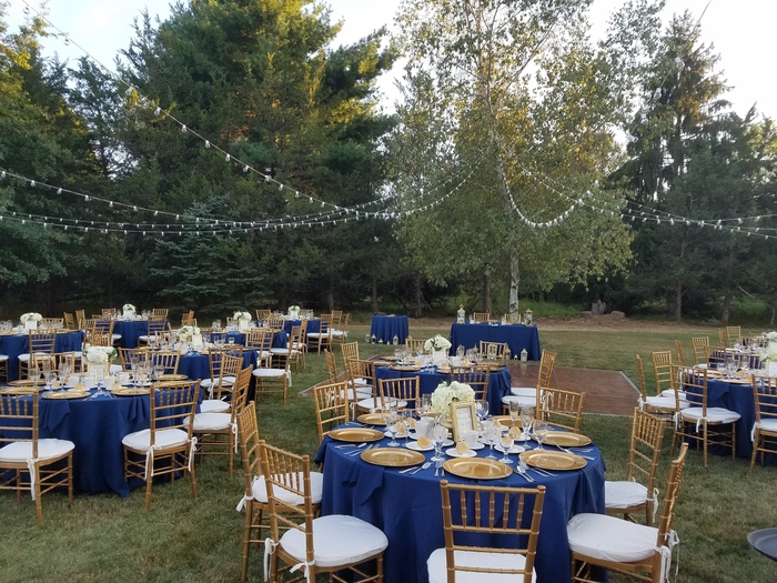 Wedding Under the Stars | Culinary Creations Catering