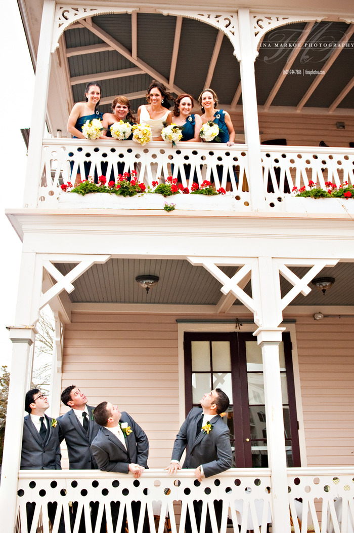 Cape May Weddings at the Hotel Alcott