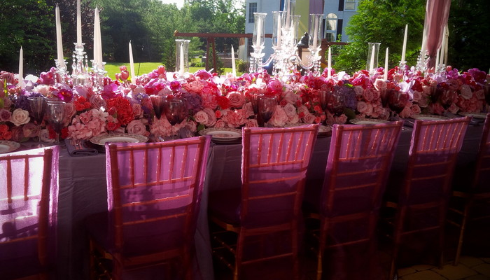 A Votre Service Events: Wedding Decor, Floral Design, Planning | New Jersey Weddings