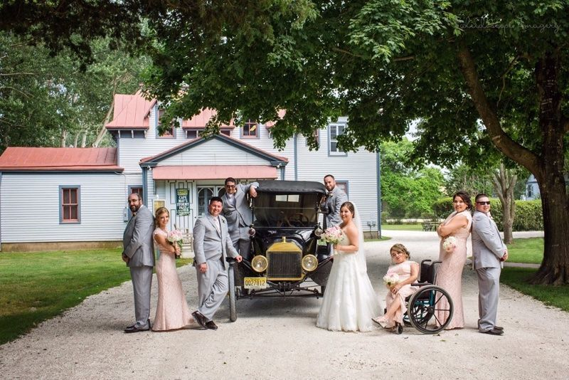 Carriage House at the Physick Estate | Cape May, NJ Weddings