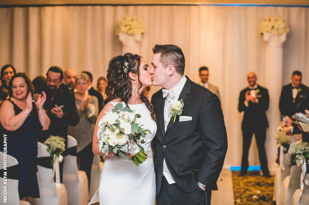Paige and Jake | Versailles Ballroom | Married February 10, 2018 | Toms River, NJ