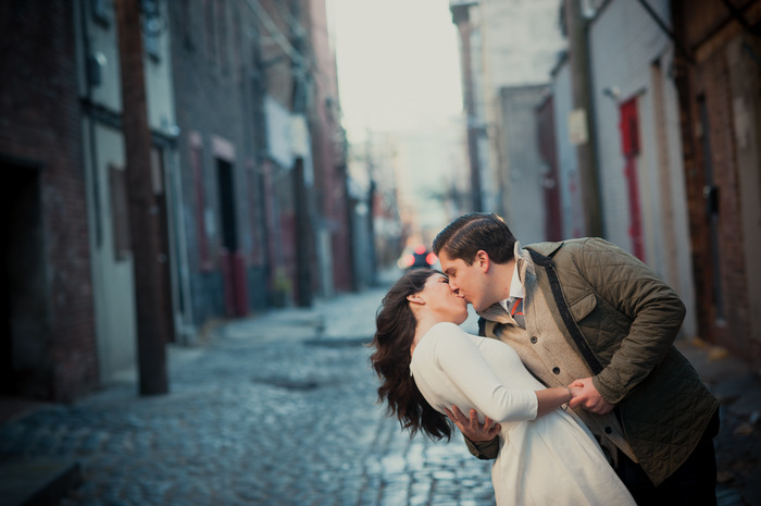 A Hoboken Engagement Session