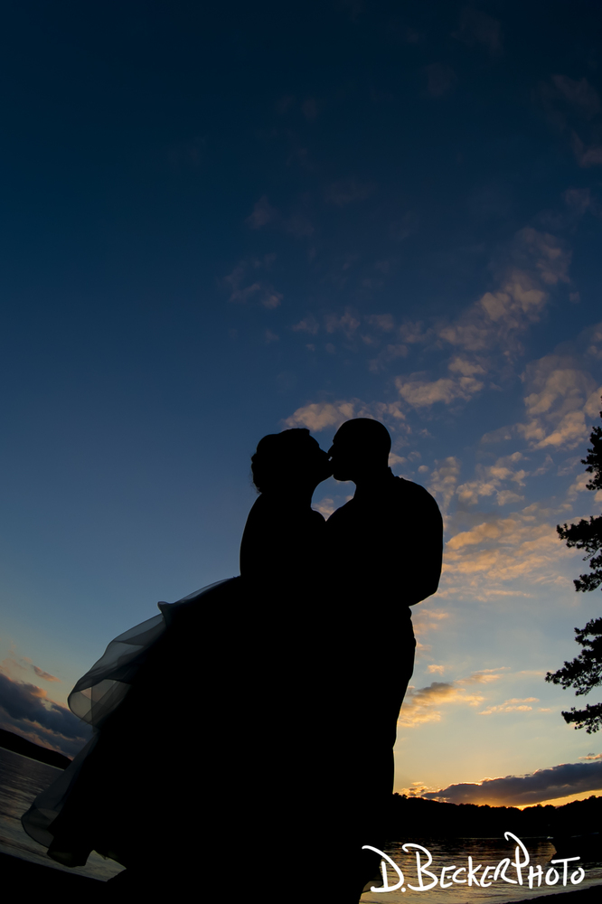 Christina & Nicholas at Lake Mohawk Country Club