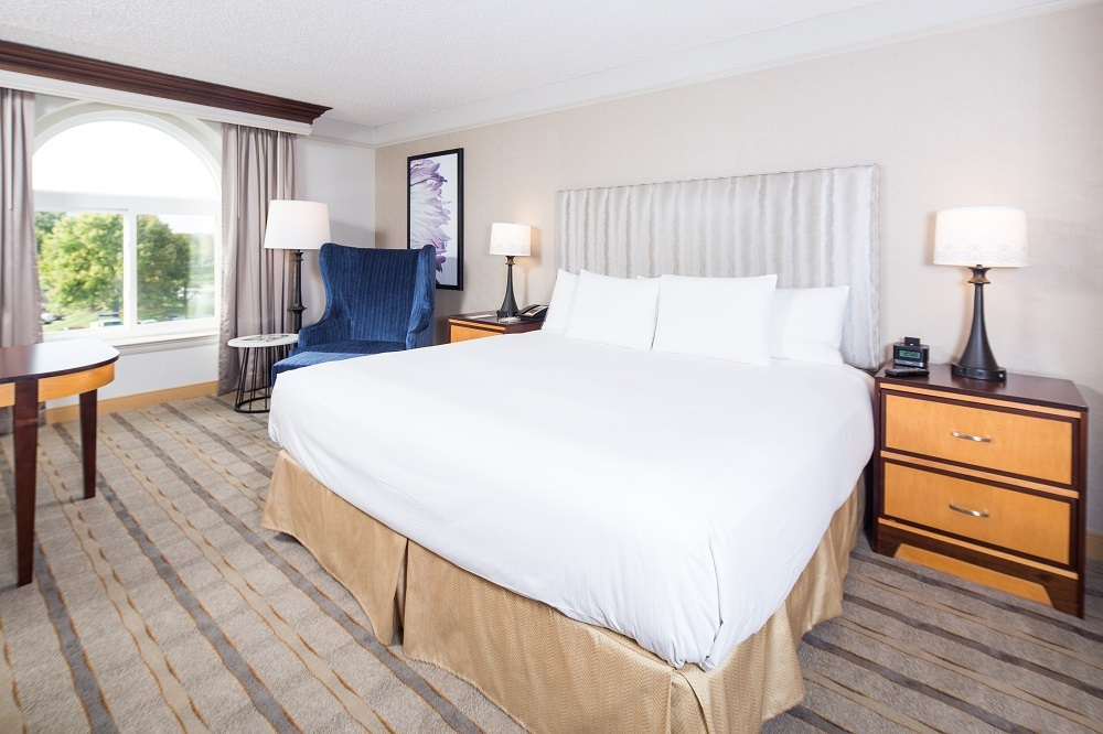 Guest Rooms - Hilton Wilmington / Christiana