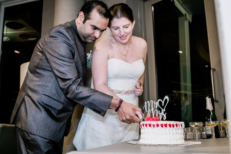 Kaitlyn and Guruprasad's Wedding at Private Residence