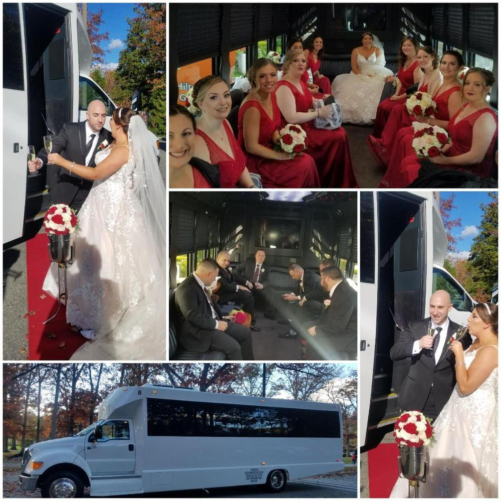 Party Buses 15-40 passenger