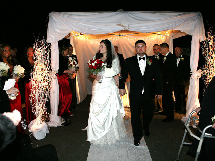Weddings at The Sherwood Chalet, Warren Township, NJ