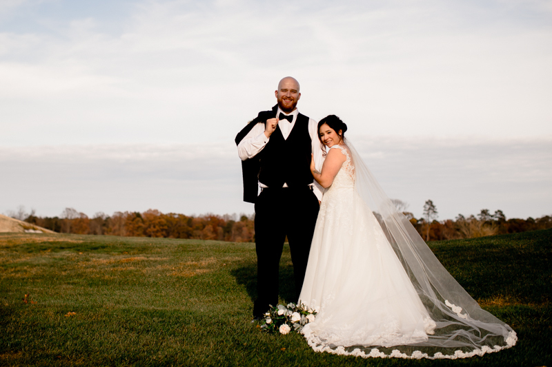 Vanessa and John's Wedding at Scotland Run Golf Club