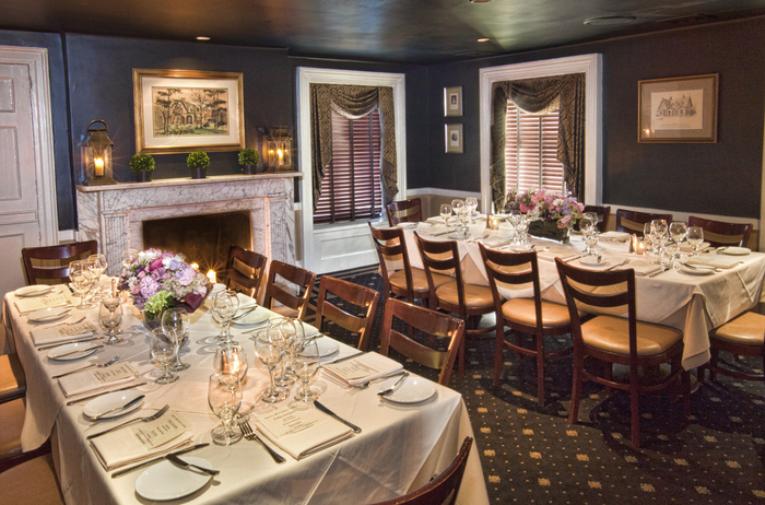 Private Rooms for Your Special Wedding, Bridal Shower, or Rehearsal Dinner At the Ho-Ho-Kus Inn & Tavern (Second Floor)