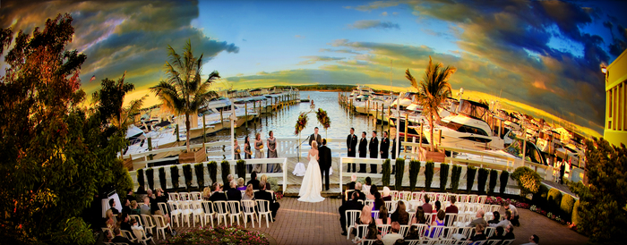 Waterfront Ceremonies At The Channel Club