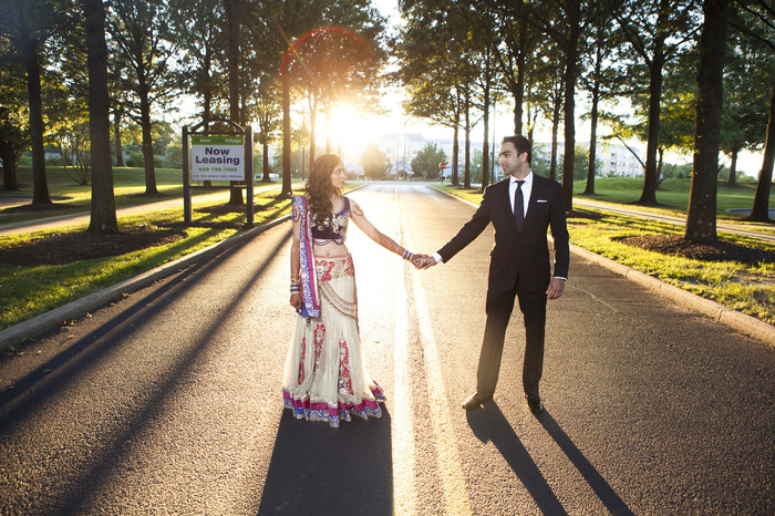 Luxury South Asian Wedding by Joie Elie Photography & Cinematography