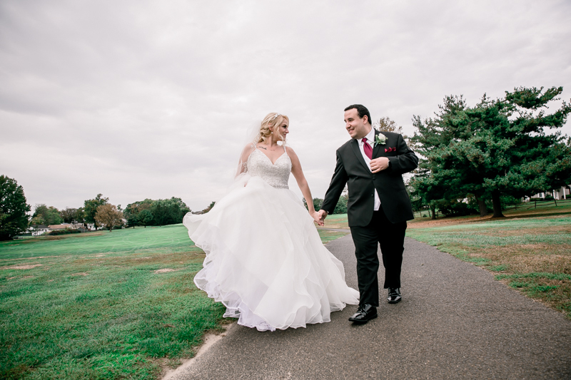 Katie and Dave's Wedding at Valleybrook Country Club