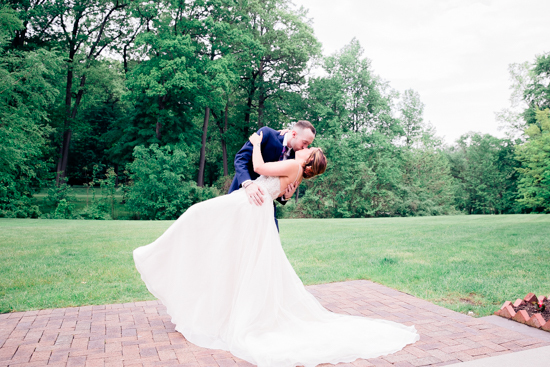 Christina Hennessy and Tom Manion Wedding at Estate at Florentine Gardens