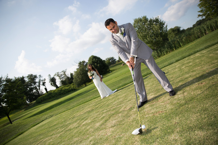 Weddings! Clubhouse at Galloping Hill Golf Course