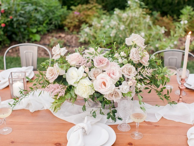 Tabletop Rentals | Adams Party Rental | New Jersey Weddings