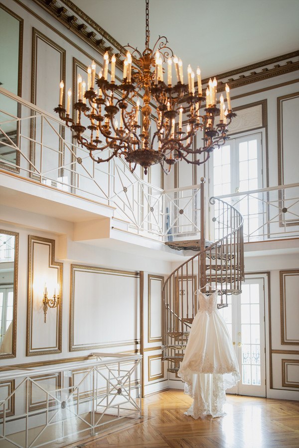 James Ward Mansion Wedding