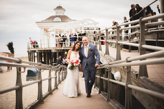 Leigh and Nick's Wedding at McLoone's Pier House