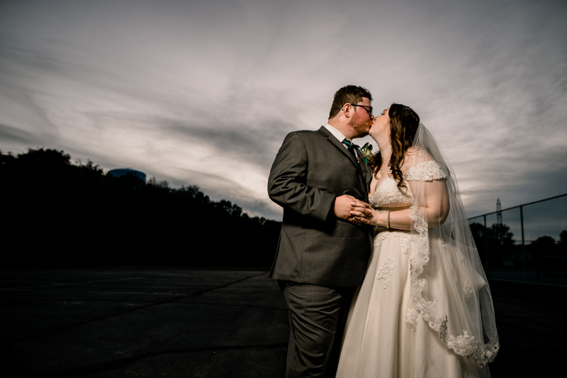 Lauren and Ryan's Wedding at The Reception Center at Saint Clement