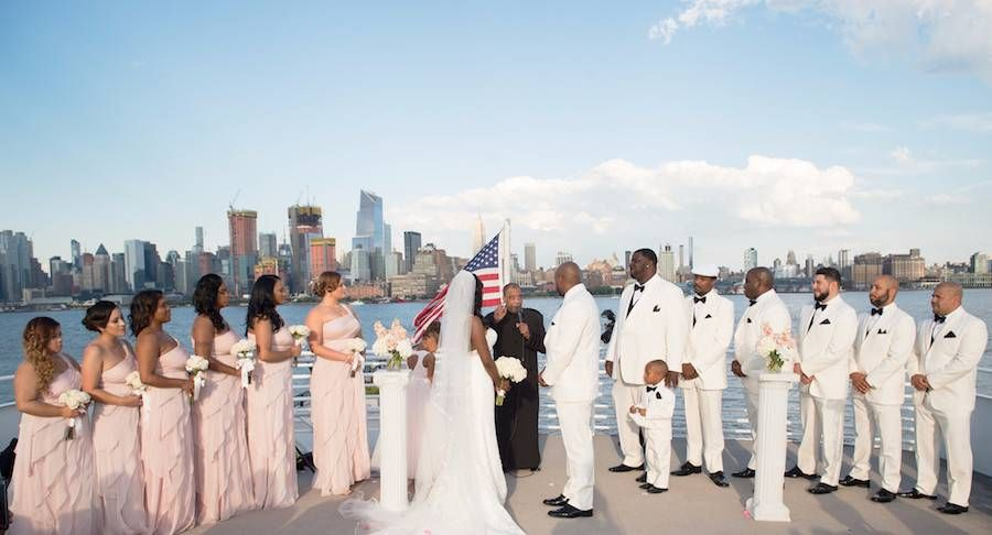Wedding Couples, Bridal Parties & Guests | Smooth Sailing Celebrations