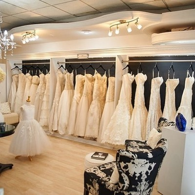 Bruelle's Bridal - Boutique Photos